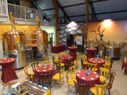 Vergrote afbeelding van Bierbrouwerij, bierproeverij Bronckhorster Brewing Company in Rha