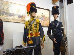 Vergrote afbeelding van Museum, Galerie, Tentoonstelling Museum Militaire Traditie in Driebergen