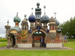 Vergrote afbeelding van Tuinen, Kunsttuinen Kunsttuin Nederlands Kremlin in Winkel