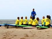 Voorbeeld afbeelding van Sportief, Outdoor activiteiten Noordzee Surfschool in Den Haag