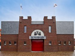 Vergrote afbeelding van Museum Kevermuseum De Wolfsburcht in Wijk en Aalburg