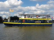 Voorbeeld afbeelding van Rondvaart, Botenverhuur Safarischip De Blauwe Bever in Rhenen