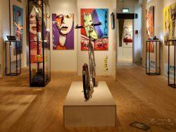 Vergrote afbeelding van Museum, Galerie, Tentoonstelling Herman Brood Experience in Zwolle
