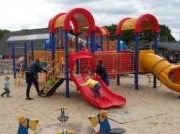 Voorbeeld afbeelding van Attractie, Pretpark Speelboerderij De Flierefluiter in Raalte