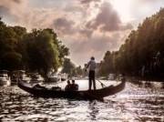Voorbeeld afbeelding van Rondvaart, Botenverhuur Venetian Gondola Tours Leeuwarden in Leeuwarden