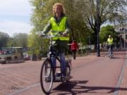 Voorbeeld afbeelding van Fietsroute, Fietsverhuur Kennemer LoopFiets in IJmuiden