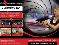 Vergrote afbeelding van Lasergame Lasergame Zeeland in Kamperland