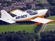 Voorbeeld afbeelding van Vliegen, rondvlucht Vliegles.nl in Amersfoort