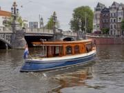 Voorbeeld afbeelding van Rondvaart, Botenverhuur Watertaxi Amsterdam in Amsterdam