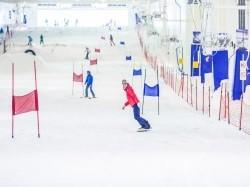 Vergrote afbeelding van Ski, snowboard Skidôme Terneuzen in Terneuzen