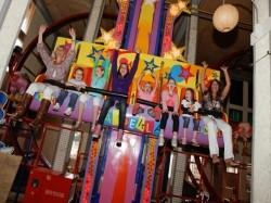 Vergrote afbeelding van Pretpark, attractie Speelstad Oranje in Oranje