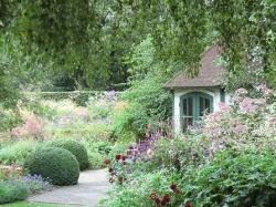 Vergrote afbeelding van Tuinen, Kunsttuinen Tuin Verheggen in Lottum