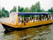 Voorbeeld afbeelding van Rondvaart, Botenverhuur De Witte Hoeve Rondvaarten en Bootverhuur in Giethoorn