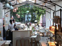Vergrote afbeelding van Restaurant Vegetarisch Restaurant Loff in Breda