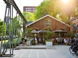 Vergrote afbeelding van Restaurant De Houtloods in Tilburg