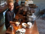 Voorbeeld afbeelding van Restaurant Hometown Coffee & More in Den Haag