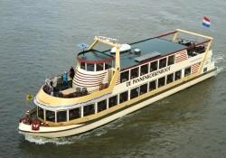 Vergrote afbeelding van Restaurant Pannenkoekenboot Rotterdam in Rotterdam