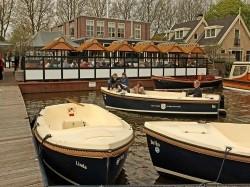 Vergrote afbeelding van Restaurant Café Bistro 't Wapen in Reeuwijk