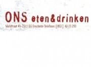 Voorbeeld afbeelding van Restaurant Biologisch Restaurant ONS eten&drinken in Enschede