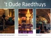 Voorbeeld afbeelding van Restaurant 't Oude Raedthuys in Woudrichem