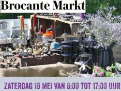 Vergrote afbeelding van Brocante Markt Klein Frankrijk in Mijnsheerenland
