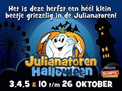 Halloween julianatoren Apeldoorn
