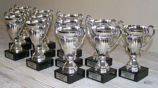 De Eropuit In Eigen Land trofee 2010 - 2011