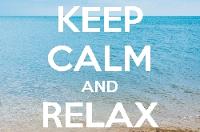 Even bijkomen en relaxen
